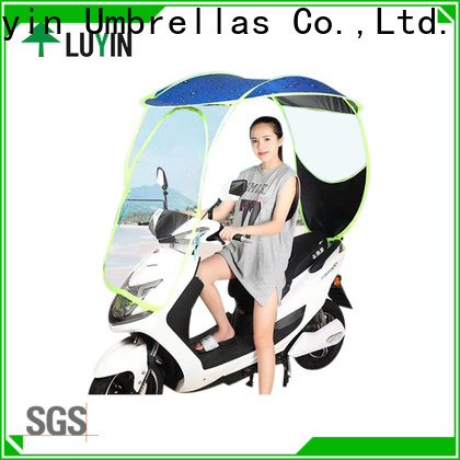 Luyin sun canopy for mobility scooter factory for E-Bike