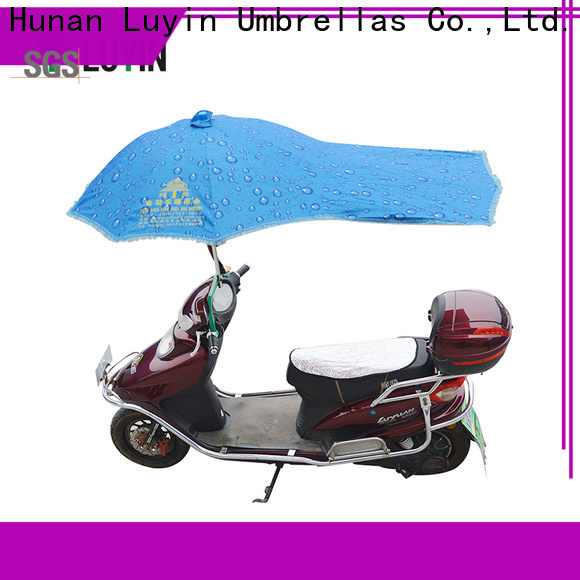Luyin Top bike canopy manufacturers for rain protection