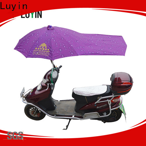 Luyin mobility scooter canopy for business for electric scooter