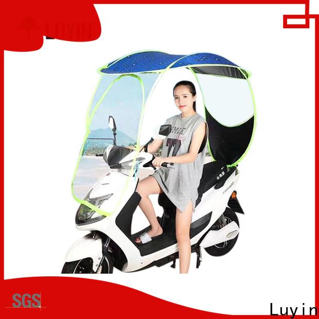 Luyin two wheeler umbrella company for windproof