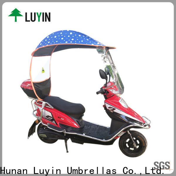 Luyin e-bike canopy factory for E-Bike