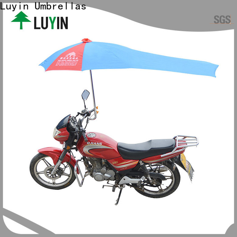 Luyin motorcycle canopy factory for rain protection