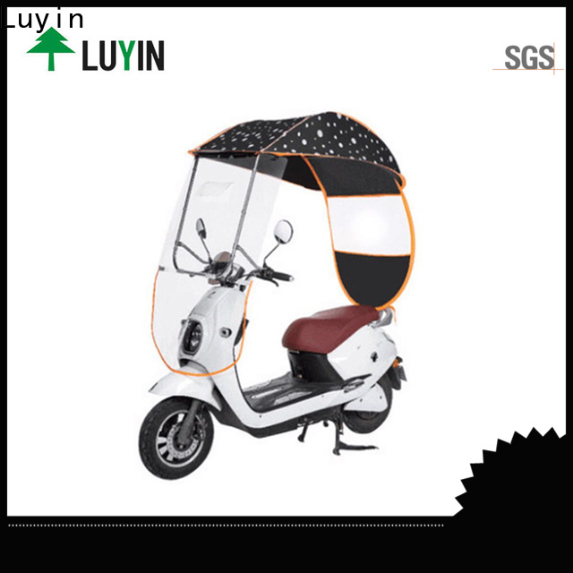 Luyin electric scooter umbrella factory for sunshade