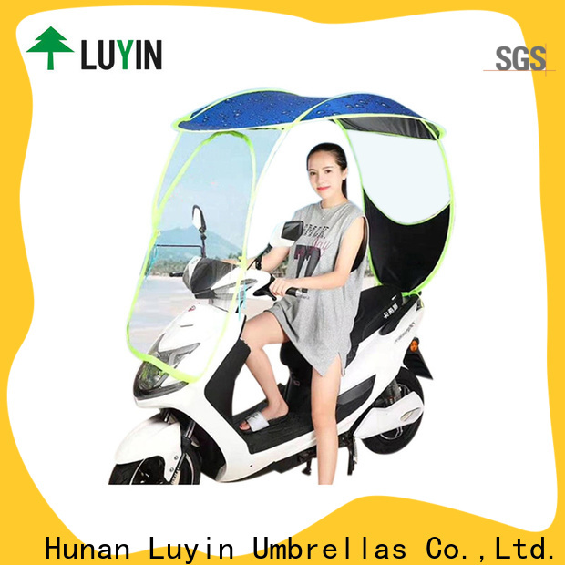 Luyin High-quality mobility scooter canopy Supply for rain protection