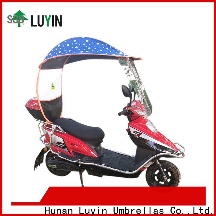 Luyin Wholesale moped rain cover company for windproof