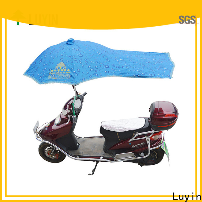 Luyin umbrella holder for mobility scooter Supply for sunshade