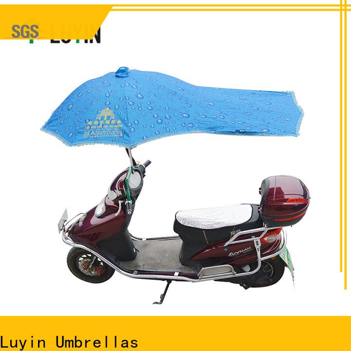 Luyin Wholesale bike rain umbrella manufacturers for E-Bike