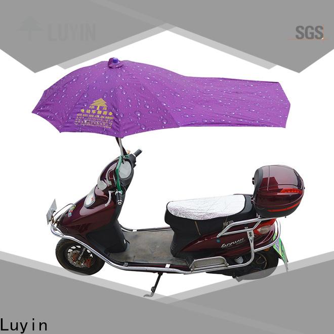 Latest bike rain umbrella manufacturers for sunshade