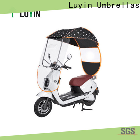 Luyin mobility scooter canopy factory for electric scooter