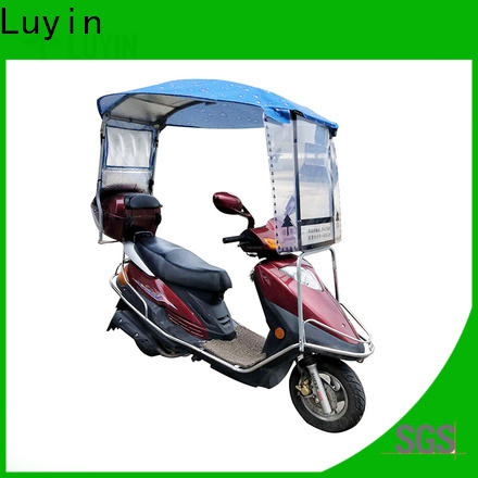 Luyin scooter roof attachment factory for E-Bike