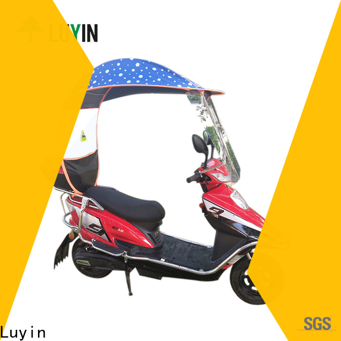 Top scooter shade Supply for rain protection