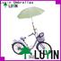 Custom bike umbrella holder manufacturers for bicycle umbrellas