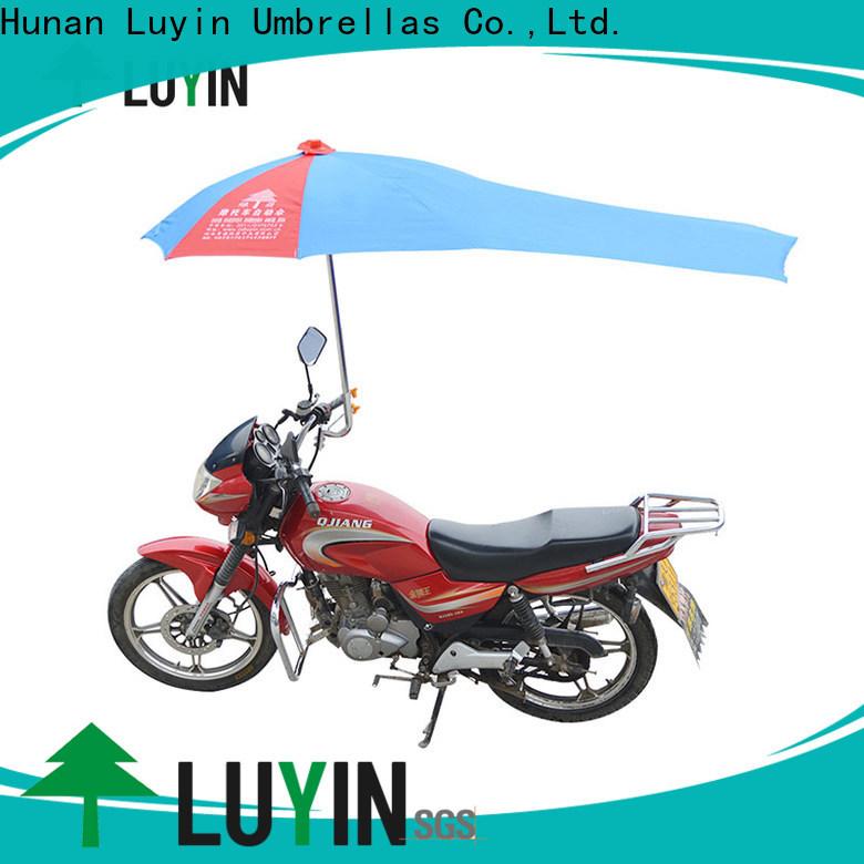 Luyin auto umbrella factory for motorcycles