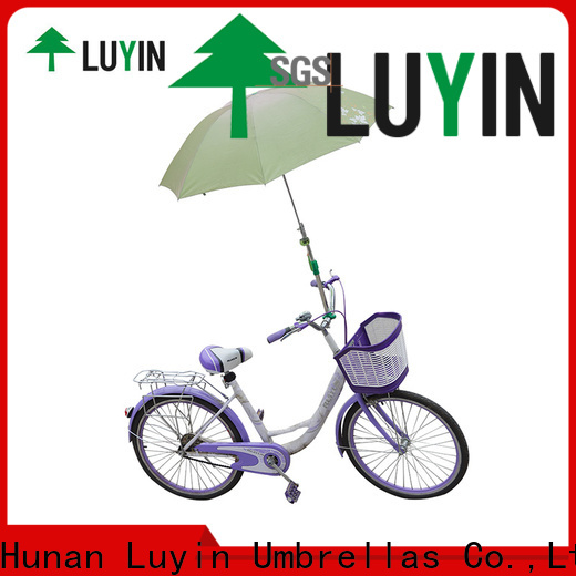 Luyin umbrella holder for mobility scooter company for motorcycles umbrellas