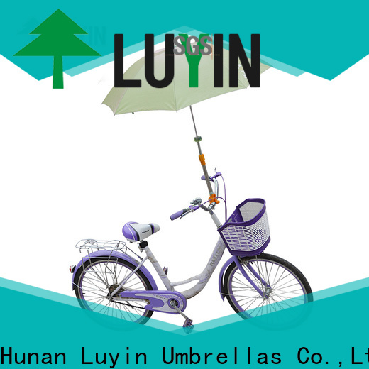 Top rain umbrella holder manufacturers for baby carriage