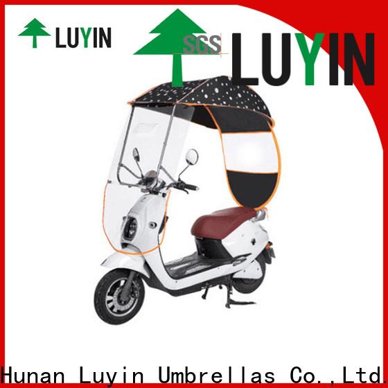 Luyin bicycle rain umbrella Supply for rain protection